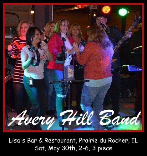 Avery Hill Band 5-30-15