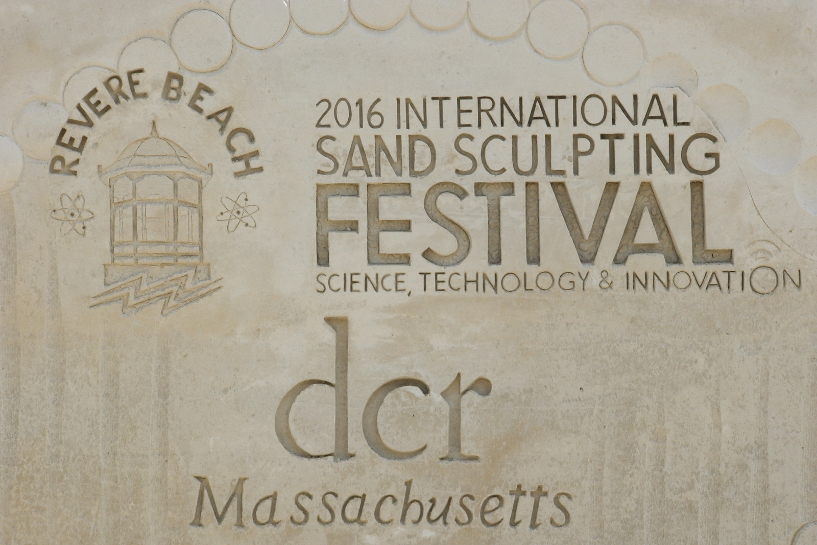 Revere Beach 2016 International Sand Sculpting FestivalInternational Sand Sculpting Festival
