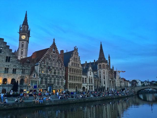 Gante (Flandes)