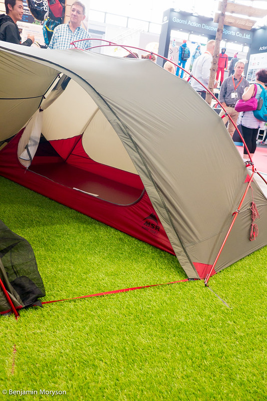 The Large Contrast To The Hubba Tour Is The MSR Advance Pro 2. This Tent Is Made For Alpinists Who Need A Strong Tent With Less Weight. & Msr Hubba Solo Tent u0026 The Large Contrast To The Hubba Tour Is The ...