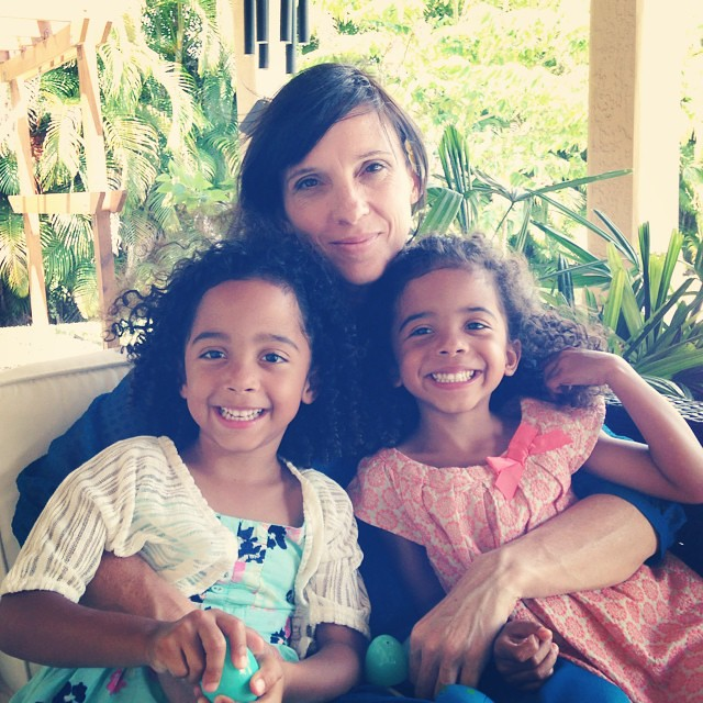 My beautiful sister and nieces! Love you @sunshinephelps