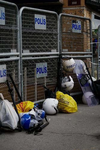1. Mai auf dem Taksim