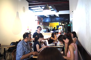 Selfish Gene Cafe, 40 Craig Road, Duxton, Singapore