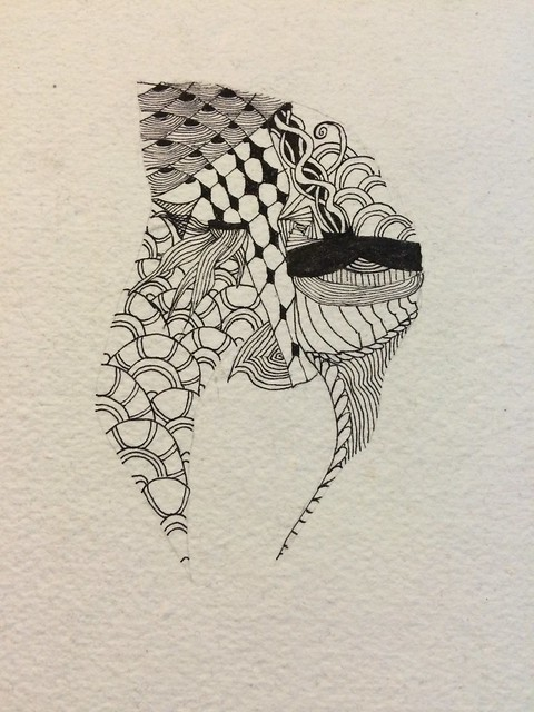 Zentangle Inspired Art 8
