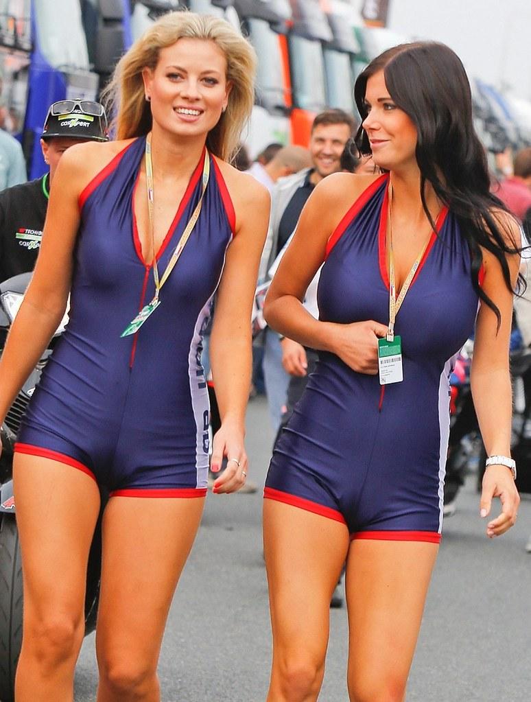 paddock girls bwin grand prix ceske republiky 2013 motogp