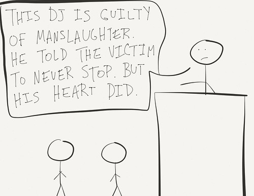 DJ Manslaughter Will Be His New Name
