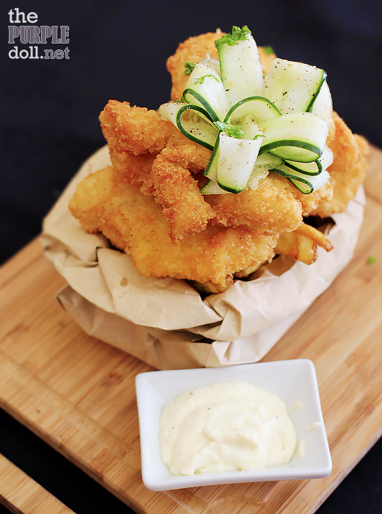 Fish and Chips (P190)