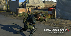 Meal Gear Solid V