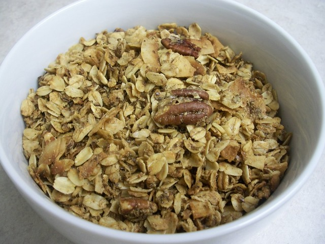 oatmeal cookie granola 10