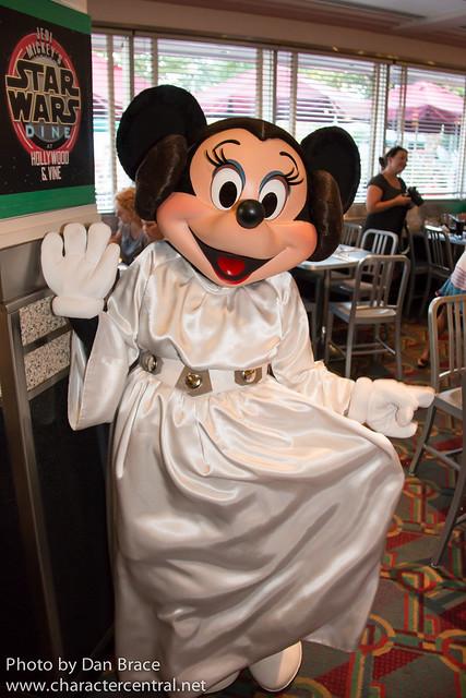 Jedi Mickey's Star Wars Dine