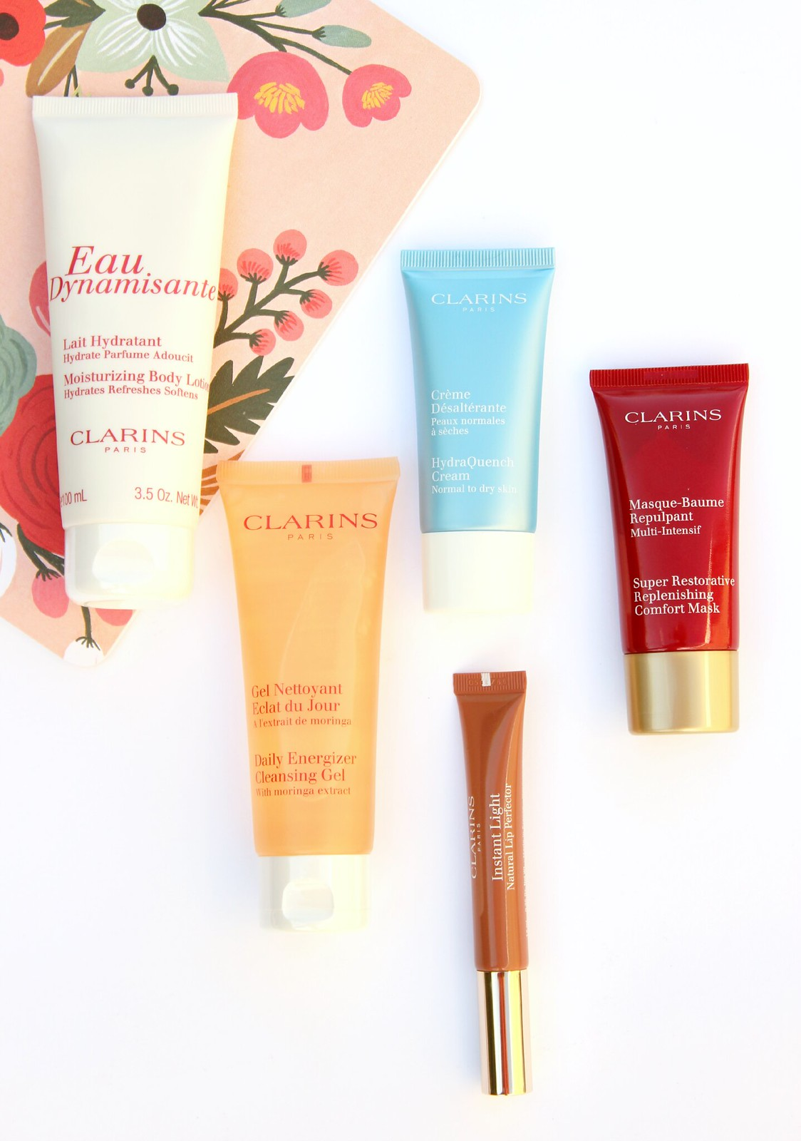 Clarins Beauty Purchases