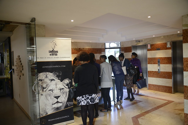 Lioness Lean In Breakfast Event JHB 18 August 2016