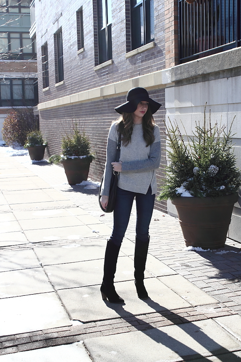 jcrew-grey-zip-sweater-outfits
