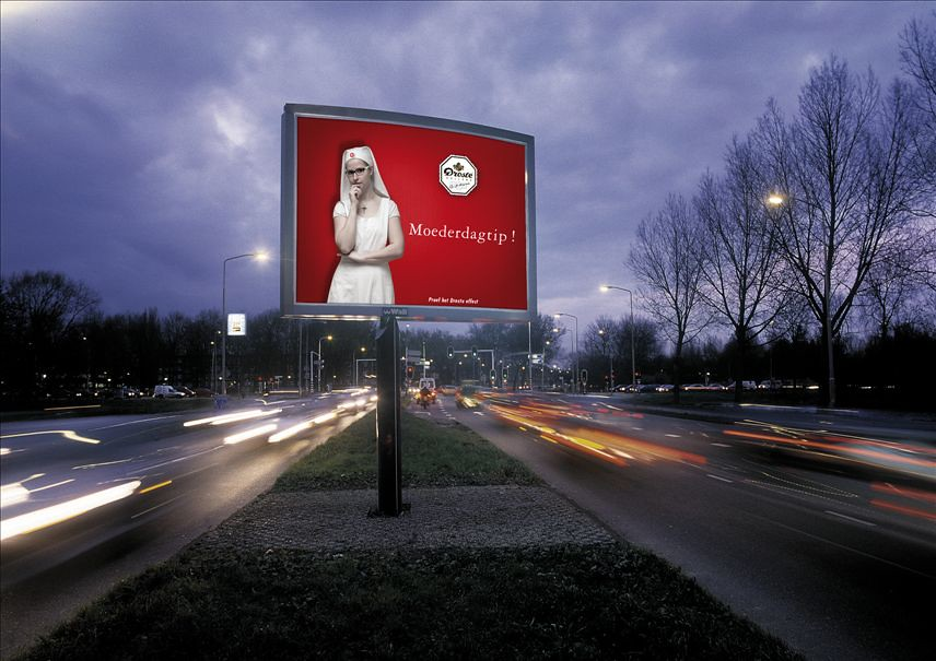 Droste on billboard | by Huub van Osch