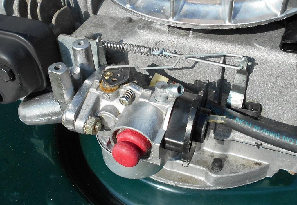 tecumseh TVS115-360012C carburetor governor linkage spring