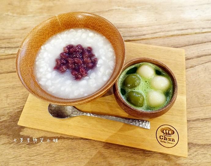 12 Chun純薏仁 台南大菜市美食