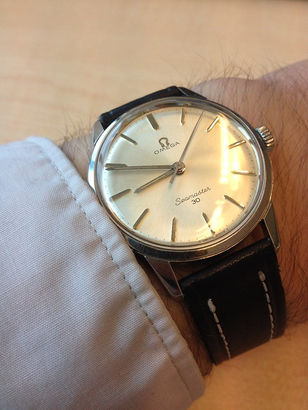 Omega Seamaster 30 from 1959