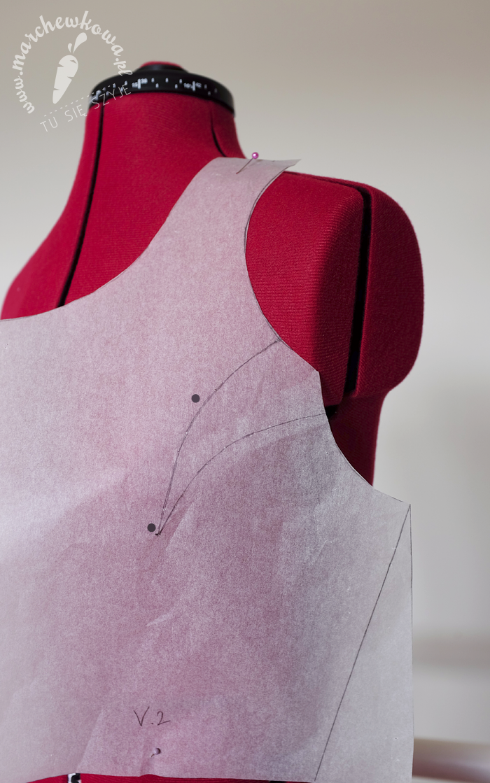 Dart (50s style tent dress)