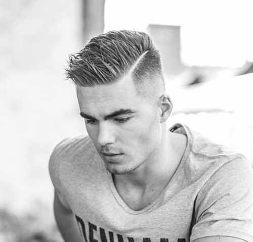 25 Mejores Peinados Cortos Para Hombres 2014 2015 Asi Que Flickr