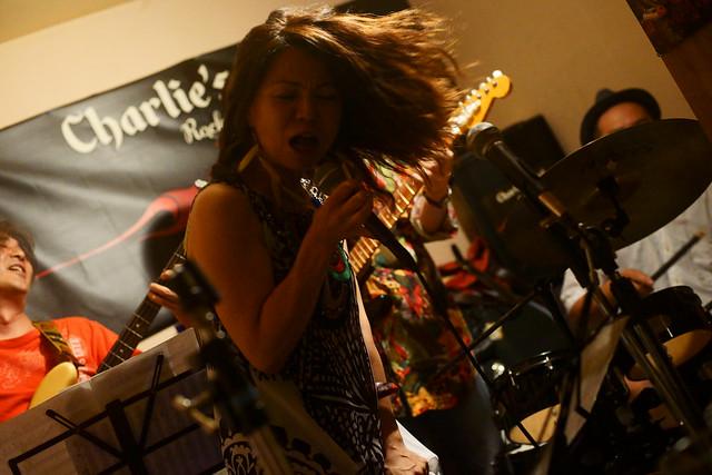 ファンク・オールスターズ荻窪 live at Charlie's Spot, Tokyo, 30 May 2015. 217
