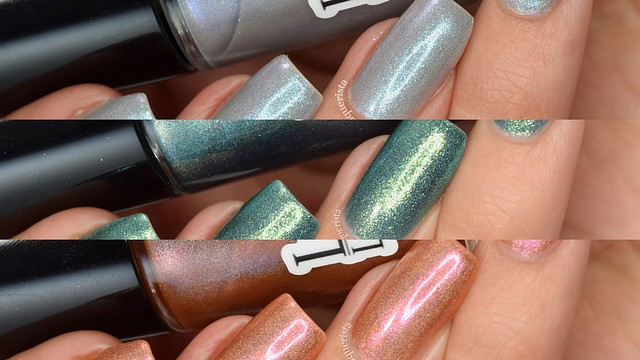 Lucky 13 Lacquer Always Be Yourself Collection Swatch