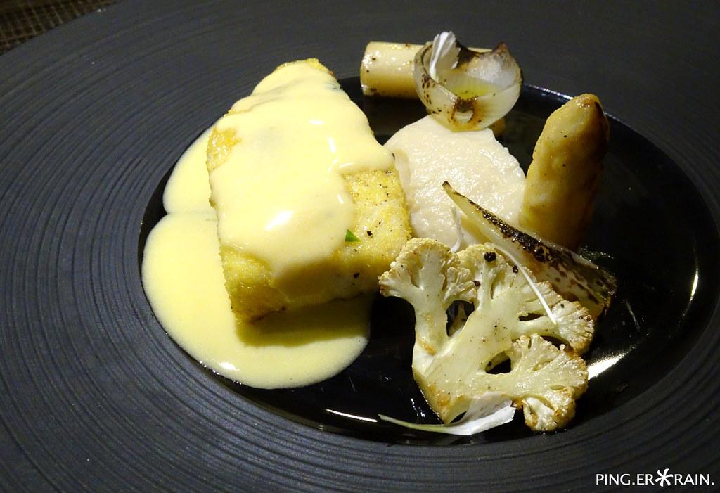 Creative Eats: Horizon Bistronomy: Blanc