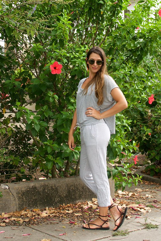 Mood Fabrics Summer Casual Separates