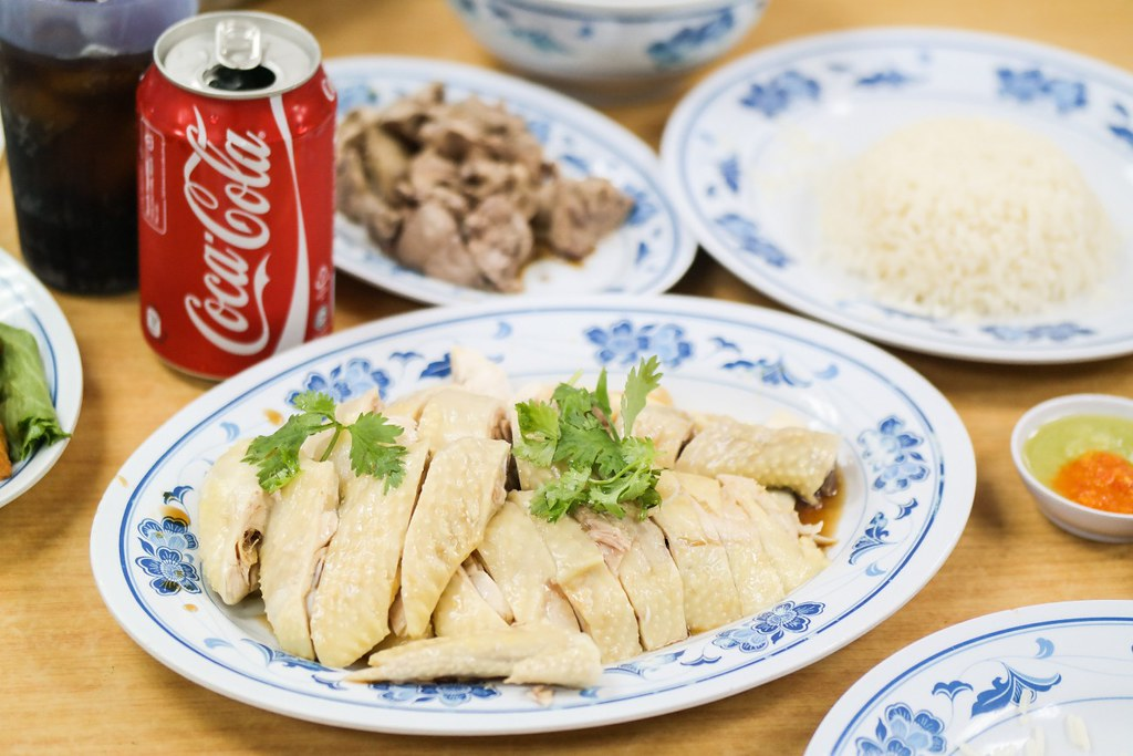 Best Chicken Rice In Singapore: Kampong Chicken Rice