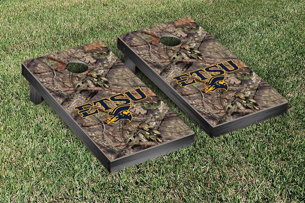 East Tennessee State Buccaneers Mossy Oak Version