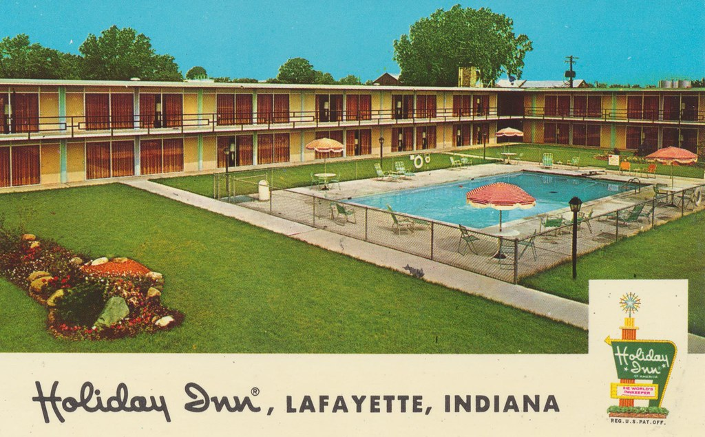 Holiday Inn - Lafayette, Indiana