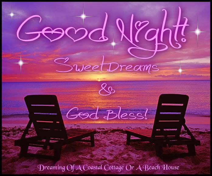 Goodnight Sweet Dreams God Bless On Beach Rjoygamesport Flickr
