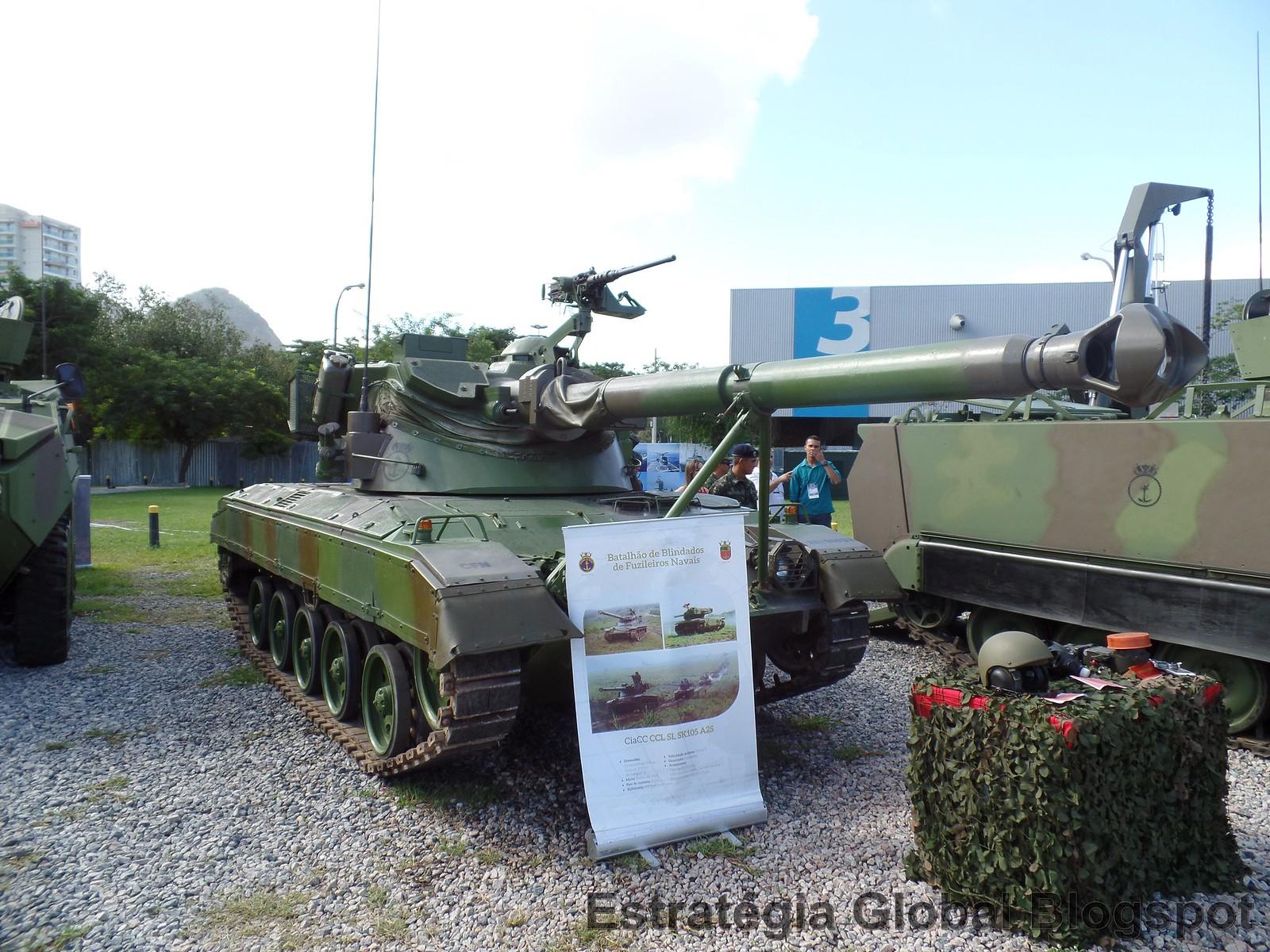 Carro de Combate SK105 A 2S