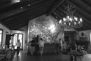 Landmark Vineyards - Tasting room
