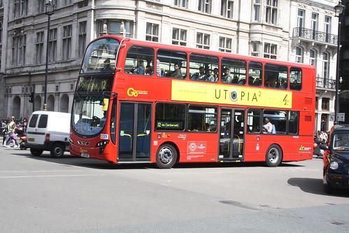 London Central WVL448 LJ61GWG