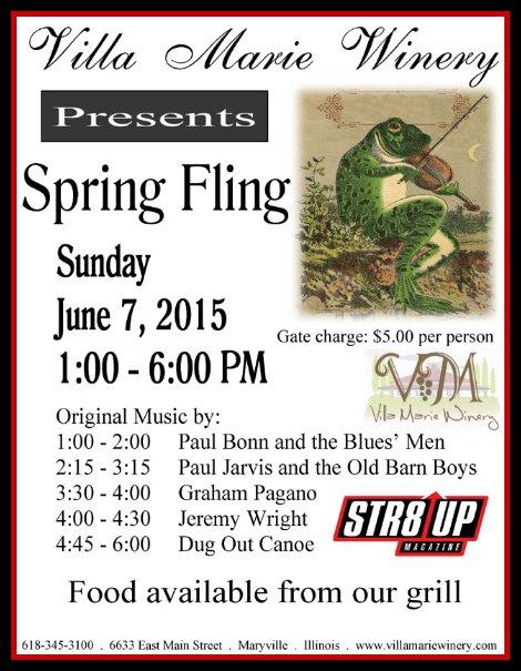 Spring Fling 6-7-15
