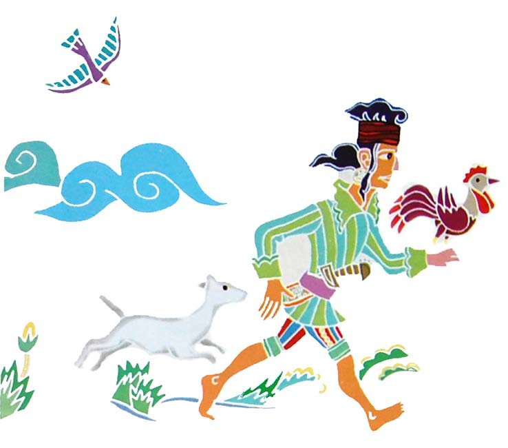 lam ang The story of biag ni lam-ang give us knowledge to our philippine history, it gives us ideas about our early ancestors in how they hunt for food and to find territorial place that suits them.