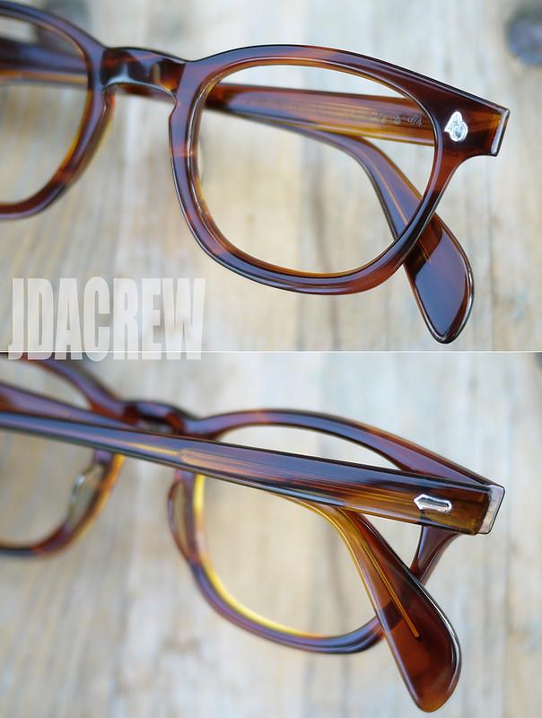 ホーンリム アメリカンオプティカルAO セーフティー眼鏡