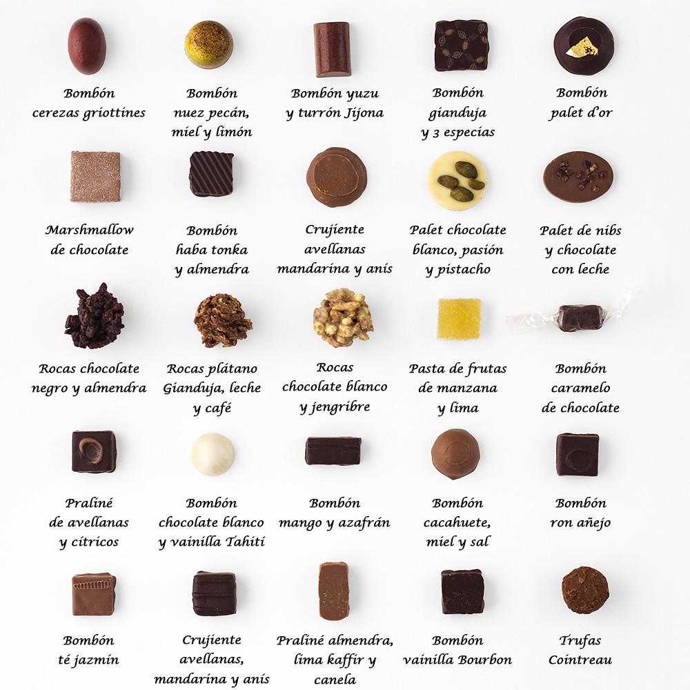 Curso de bombonería y chocolate