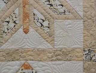 Star Sampler by Kathy Sublett - Detail
