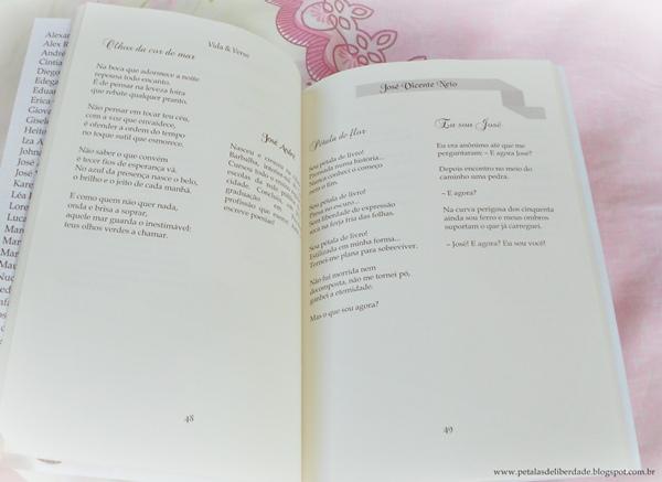 Diagramação Vida & Verso