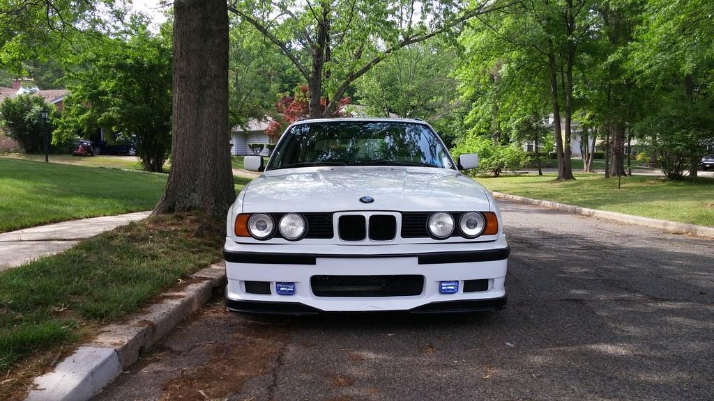 E34 FS: 94 E34 Touring LSX Turbo - Alpine White