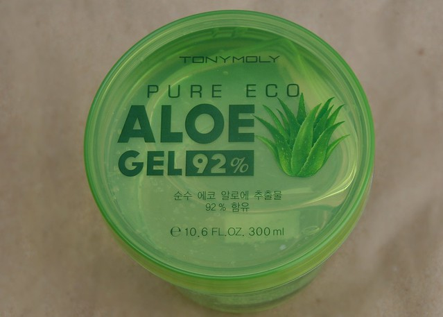 TonyMoly Pure Eco Aloe Gel