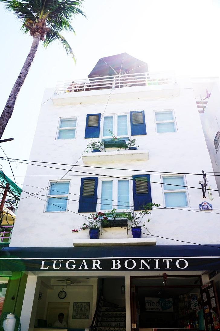 Experience Santorini in Boracay via Lugar Bonito Hotel