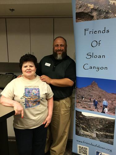 Friends of Sloan Canyon