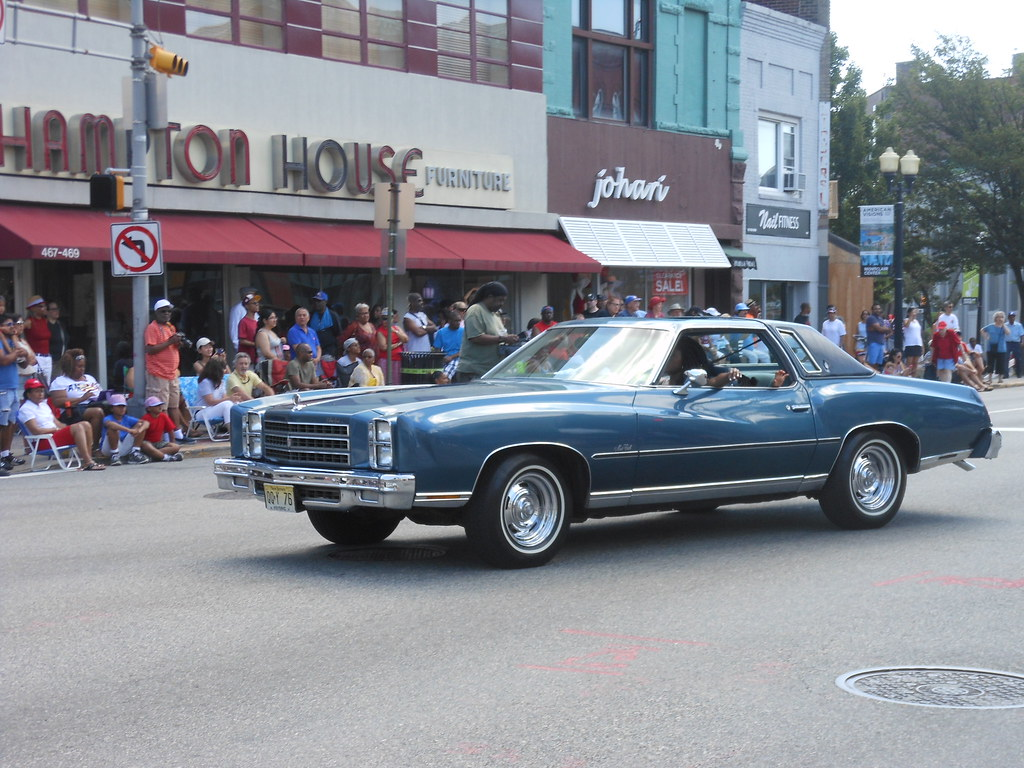 Chevrolet Monte Carlo 2016 Independence Day Parade Montc Flickr