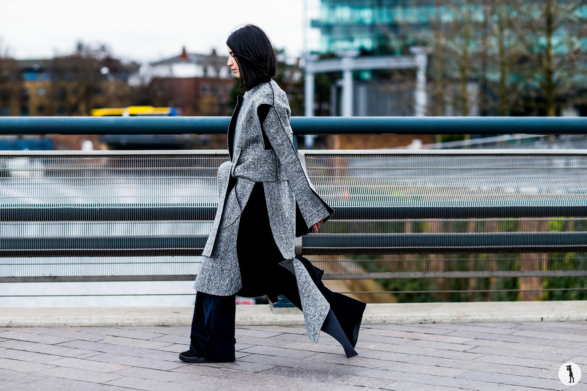 Eva Al Desnudo - London Fashion Week RDT FW16-17 (2)