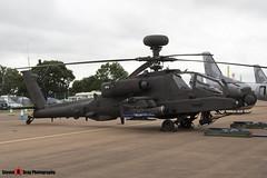 ZJ226 - DU060 WAH060 - Army Air Corps - Westland WAH-64D Longbow Apache AH.1 AH-64D - Fairford - RIAT 2016 - Steven Gray - IMG_9284