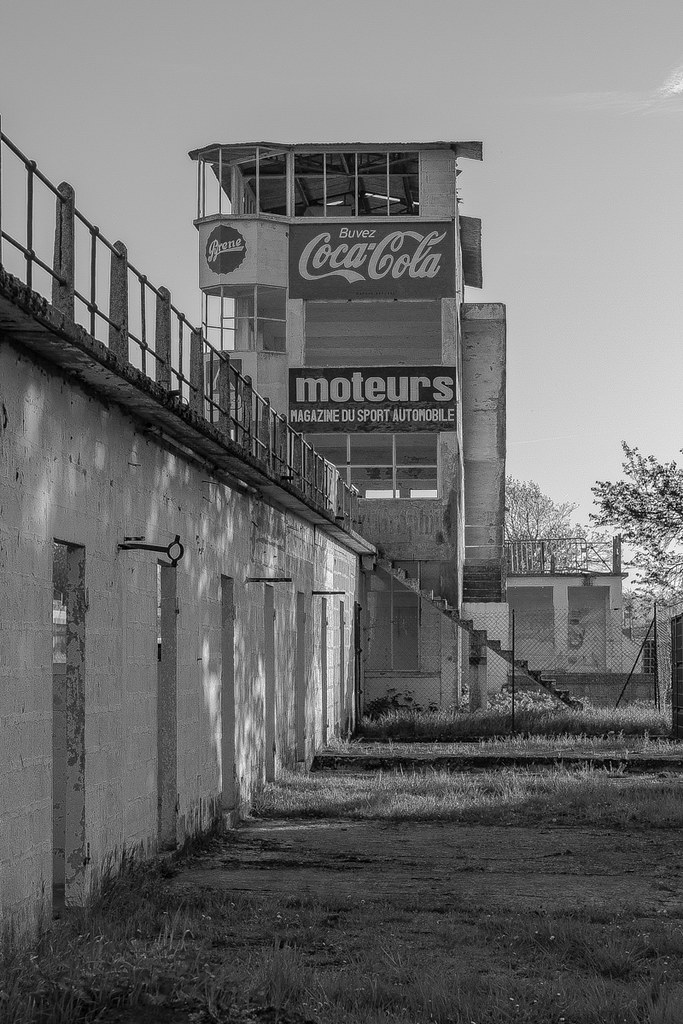 The old race circuit Reims-Gueux in France   The old race ci…   Flickr