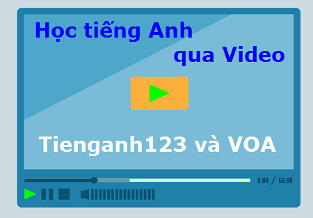 Video VOA learning English
