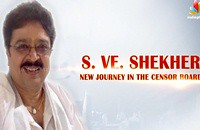 Censor Board Member S. Ve. Shekher opens up on various controversies about Censorship | Interview